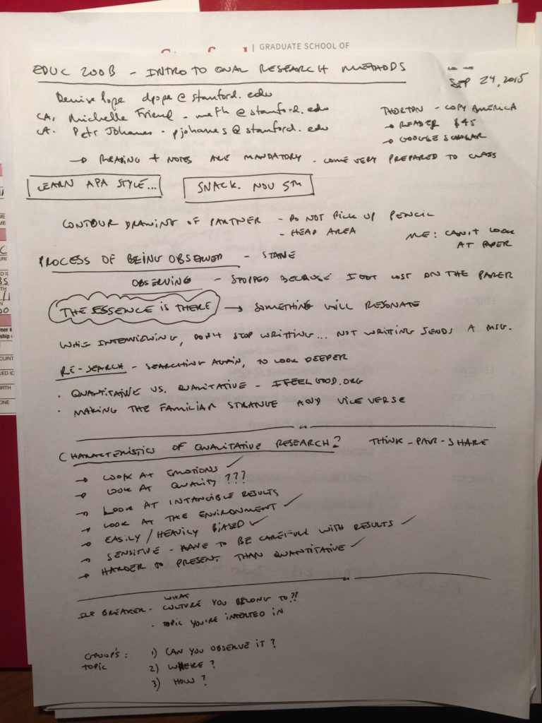 Notes 1